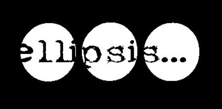how to write an ellipsis