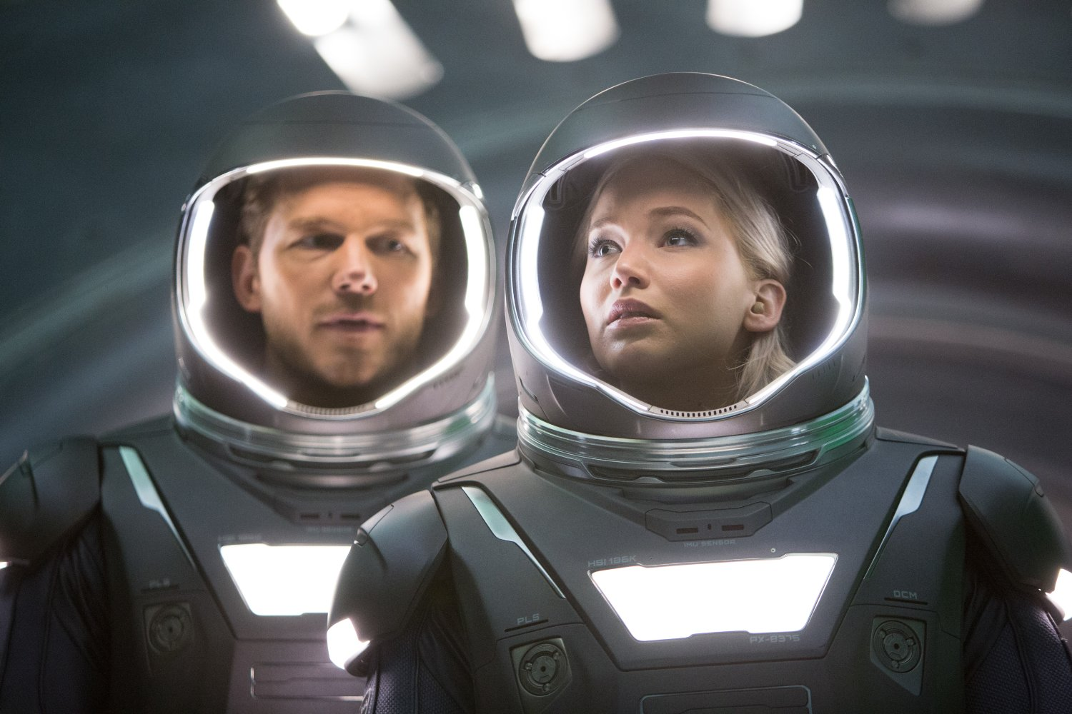 passengers good sci fi fun write to reel